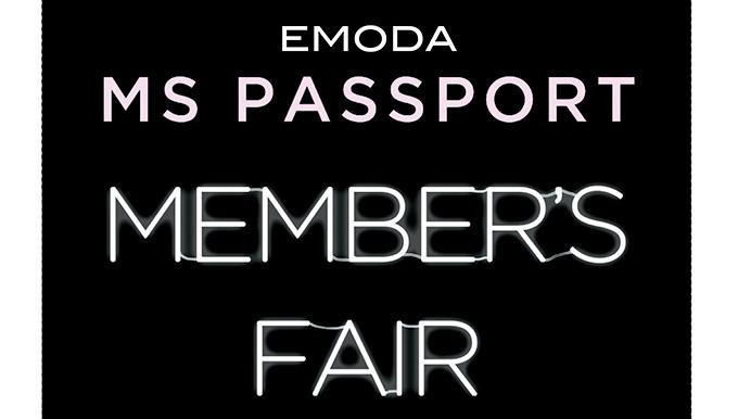 EMODA 9/14〜 MEMBERS FAIR