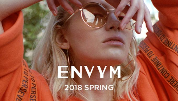 EMVYM 2018 SPRING VISUAL公開!!