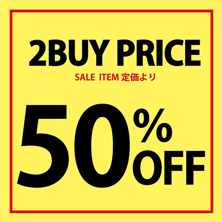ROYALPARTY福岡PARCO店【2BUY50%OFF!】