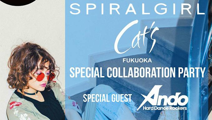 SPIRALGIRL JAPAN TOUR『SPIRALGIRL×Cat's』
