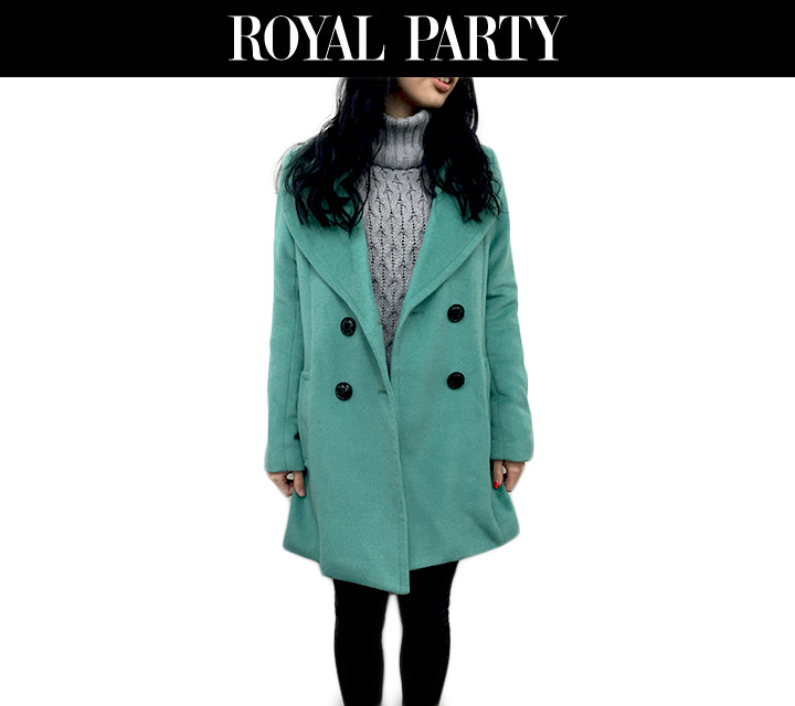 ROYAL PARTY コート
