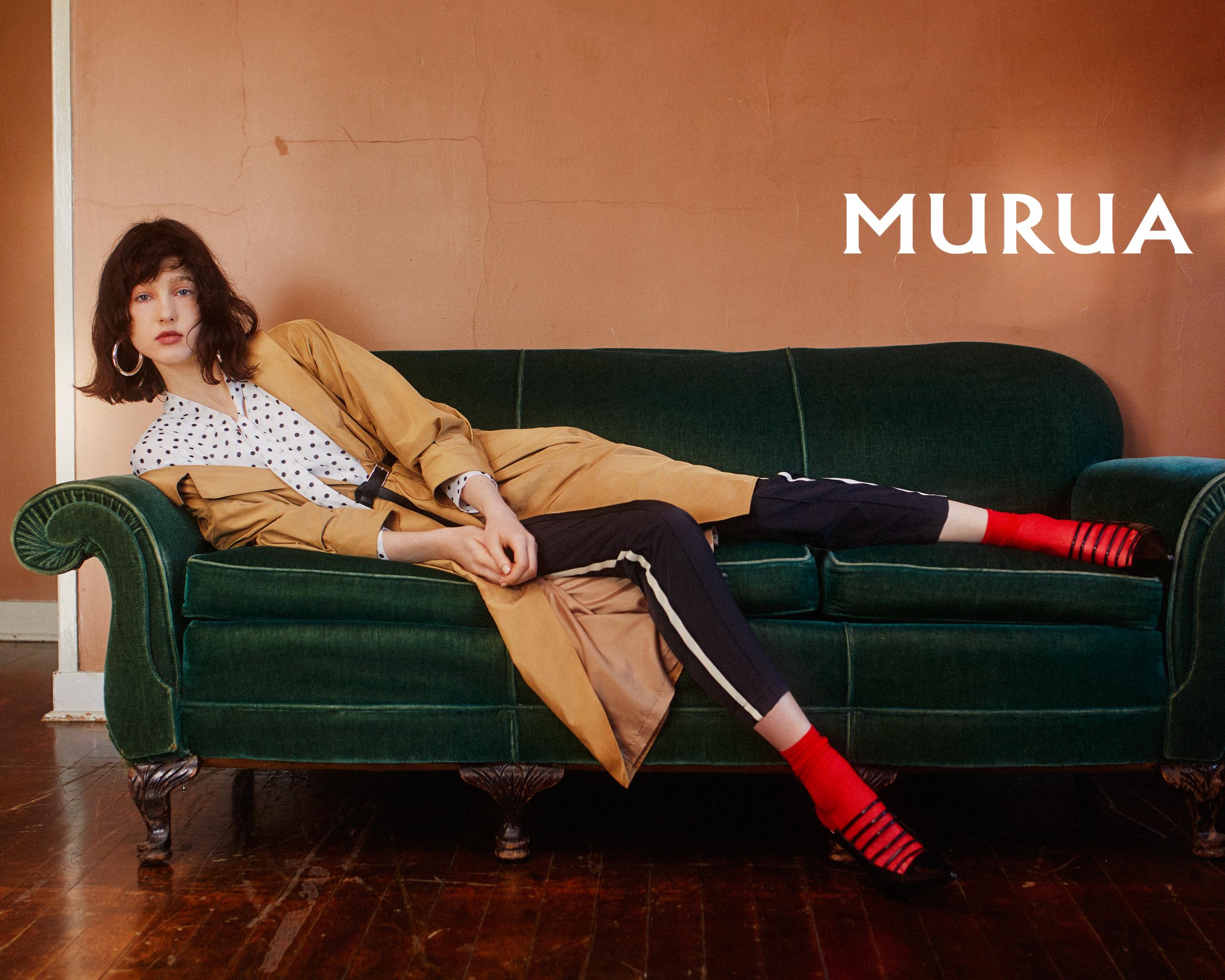 MURUA 熊本上通り店